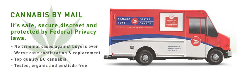Canada Post Delievery